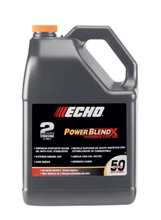 Echo Power Blend 2 Stroke Oil 3.8L