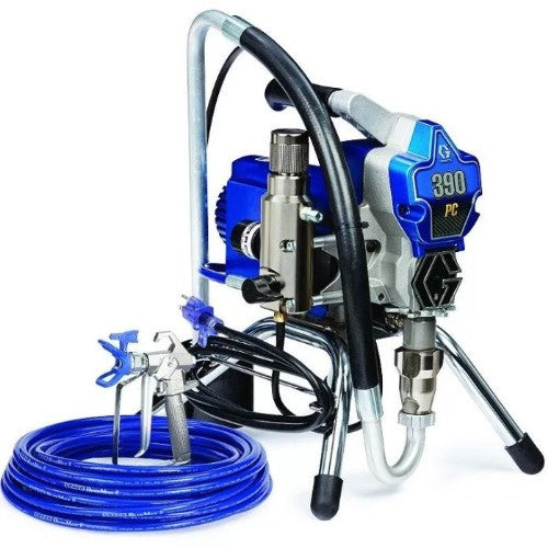 Graco 390 PC Stand Airless Sprayer