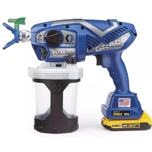 Graco Ultra Cordless Airless Handheld