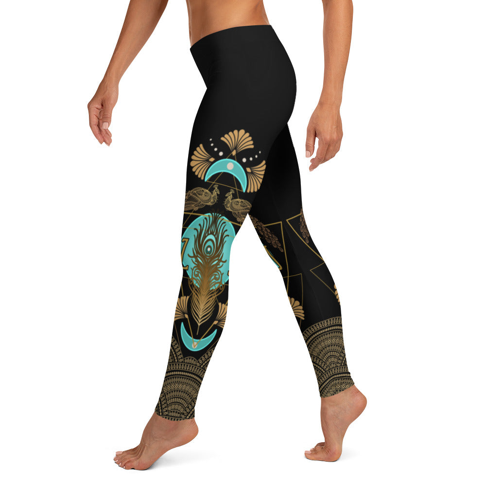 *Birds of a Feather* Leggings