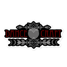 Load image into Gallery viewer, DanceCraft Sticker