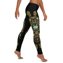 Load image into Gallery viewer, *Gilded Lily* Leggings