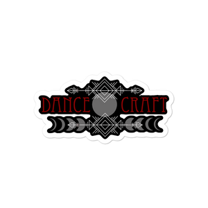 DanceCraft Sticker