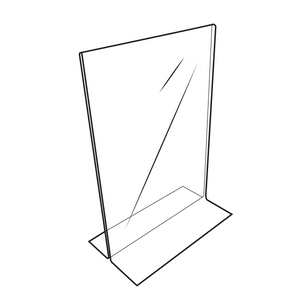 T-Shaped Poster Holder PH2