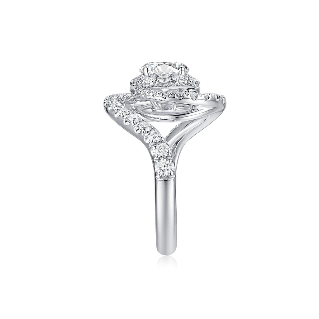 CASSIOPEA Brillante Ring