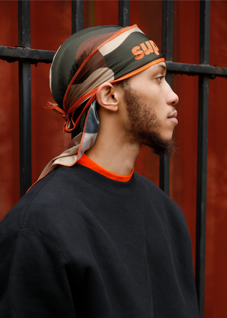 Superstitch Deer Hunter superag - premium quality silky durag