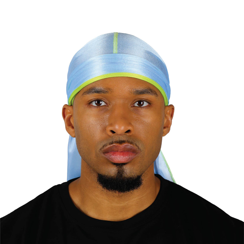 Superstitch Lime Ice superag - premium quality silky durag