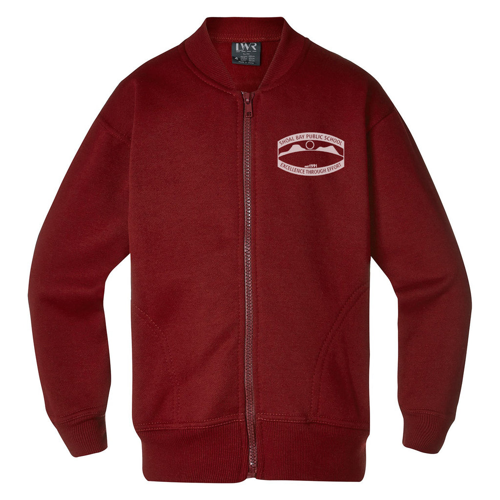 Shoal Bay School Jacket