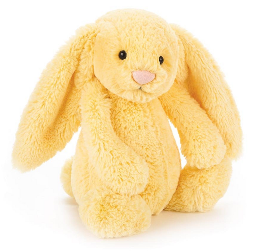 Bashful Lemon Bunny Small