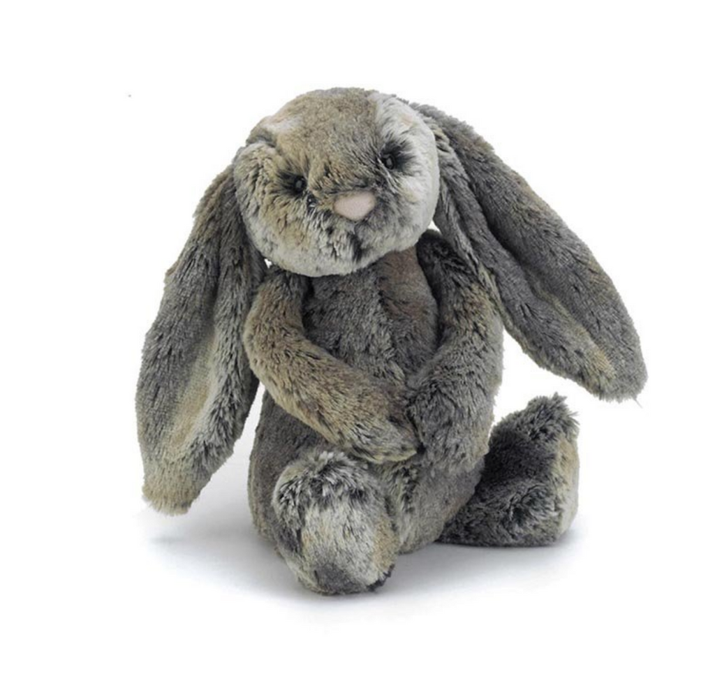 Bashful Cottontail Bunny Med