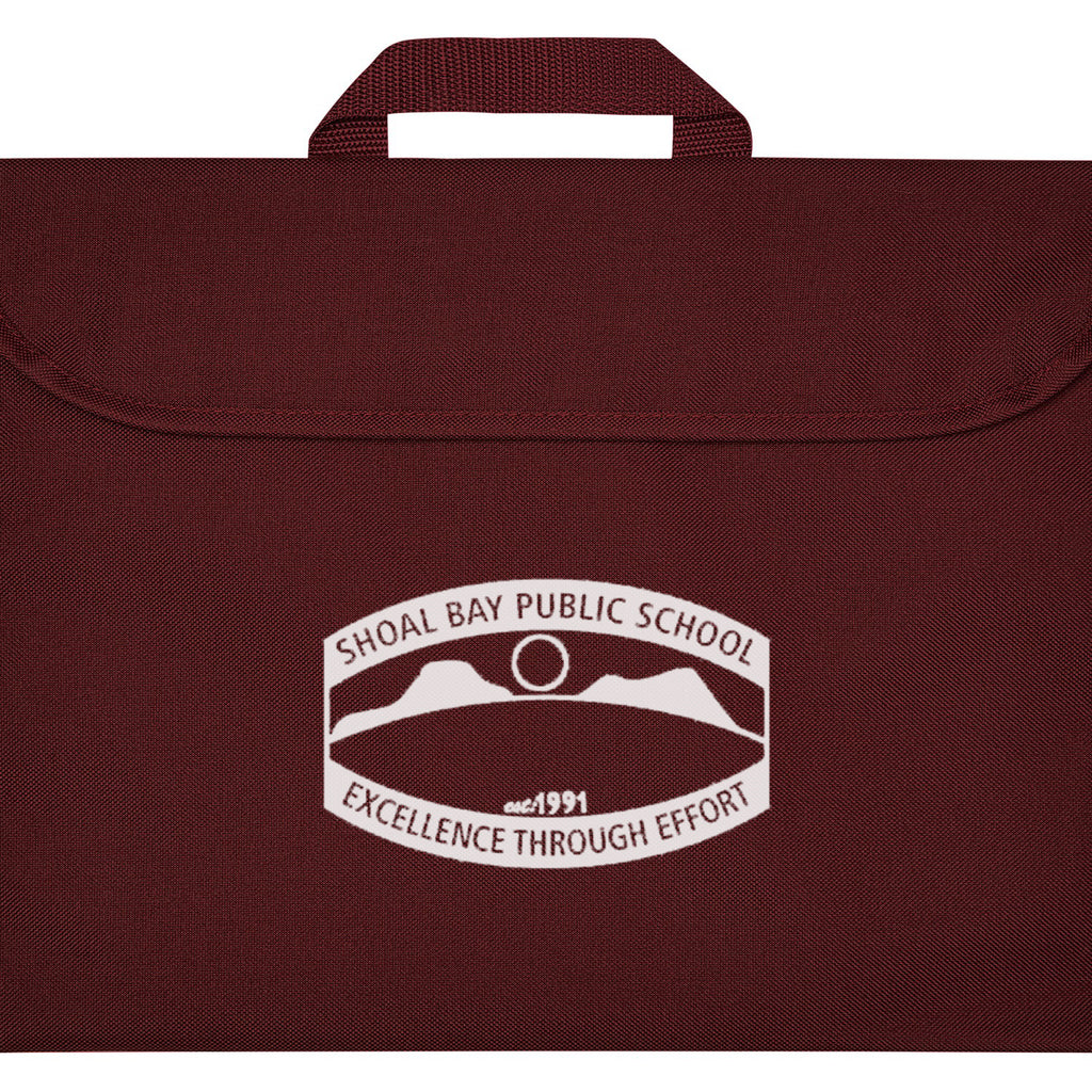 Shoal Bay Library Bag