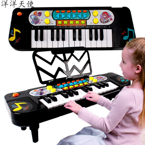 Baby Kids Simulation Electronic Piano Music Toys 25 keys Beginner Learing Education