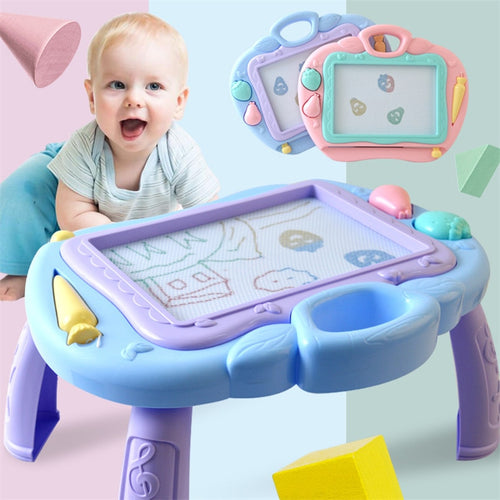 Multi-Function Big Size Magnetic Drawing Board Desk Toys Painting Doodle Games