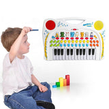 Baby Kids Musical Educational Recording Replay Animal Sound Toy Piano