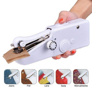 FitMaker™ Portable Handheld Sewing Machine - FLORESKYLER