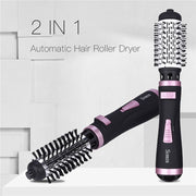 2 In 1 Rotating Brush Hot Air Styler - FLORESKYLER