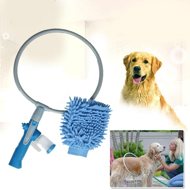 360 Degree Pet Bath Shower - FLORESKYLER