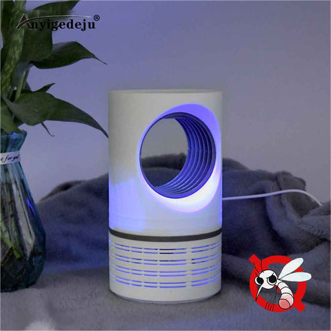 ANYIGEDEJU Led Mosquito Killer Lamp UV Night Light USB Insect Killer Bug Zapper Mosquito Trap Lantern Repellent Lamp Night Light - FLORESKYLER