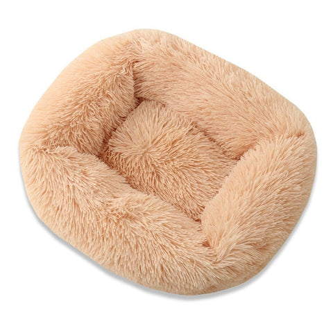 Hot Sell Pet Dog Bed Warm House for Small Medium Large Dogs Nest Soft Mat Cat Beds Puppy Mattress Dog House Big Warming Products - FLORESKYLER