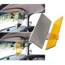 Load image into Gallery viewer, Transparent Windshield Car Sun Visor Day And Night Vision Anti-glare