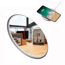 Load image into Gallery viewer, Today 40% OFF - Wireless Charger Portable LED Makeup Mirror