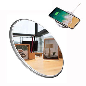 Today 40% OFF - Wireless Charger Portable LED Makeup Mirror