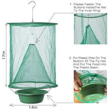 Load image into Gallery viewer, Sunshine Reusable Fly Trap  (Fly Catcher)