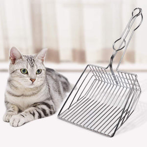 The LITTER SCOOPER That Saves Time & Reduces Dust!