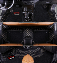 Load image into Gallery viewer, Car custom floor mat carpet