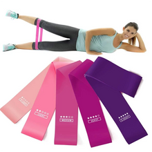 Load image into Gallery viewer, Fitness Equipment Resistance Bands 5Pcs/Set