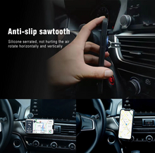 Load image into Gallery viewer, Universal Finger Ring Air Vent Car Phone Holder