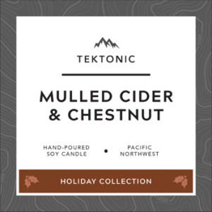 Mulled Cider and Chestnuts
