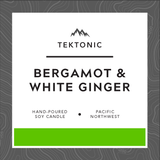 Bergamot & White Ginger