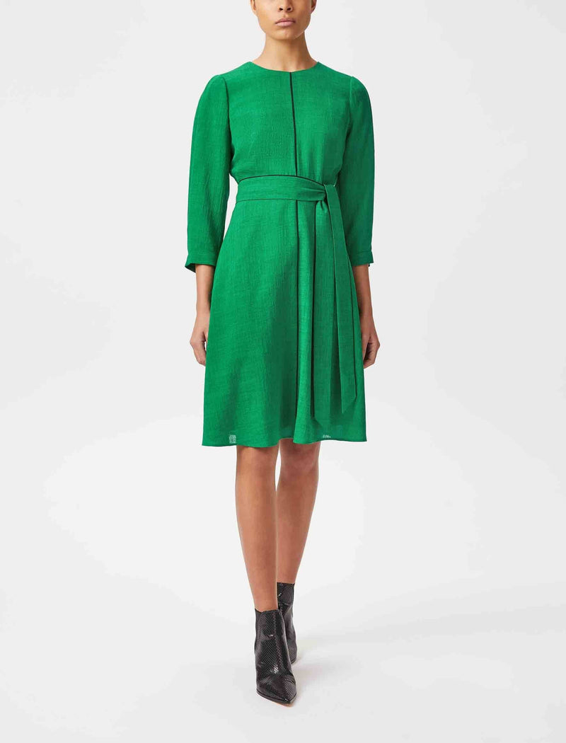 emerald green dress uk