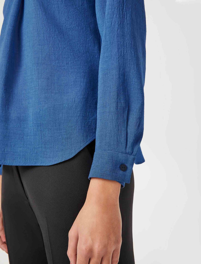 cornflower blue blouse uk