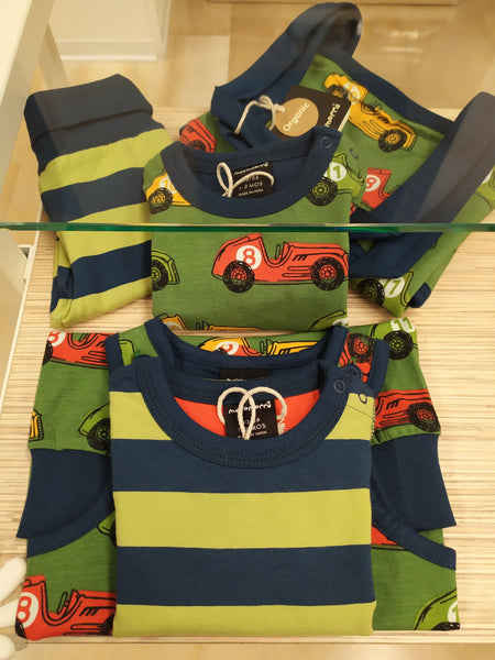 Set Vintage car Newborn (nascita)