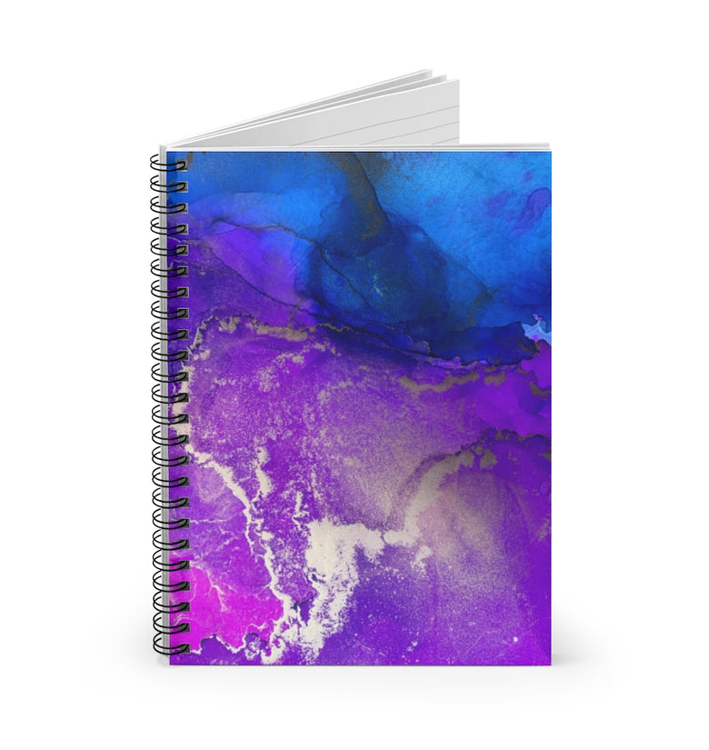 """New Moon"" Notebook"