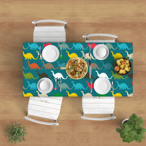 Modern Tablecloth by The Gretest