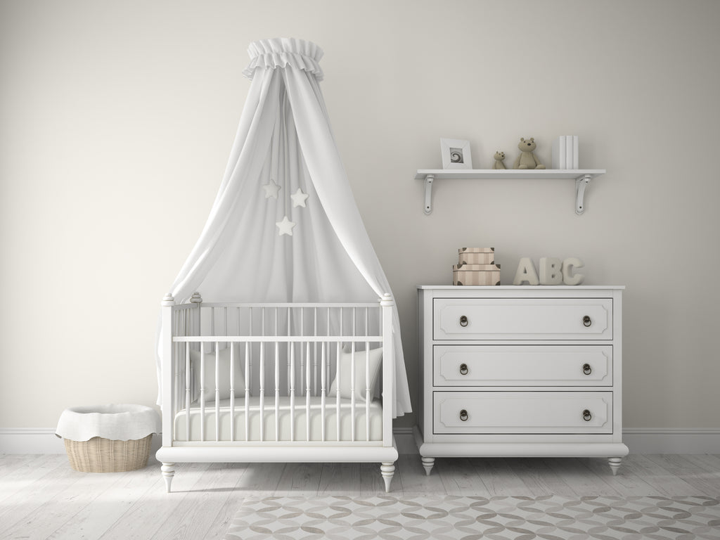 Modern Nursery Design Inspiration