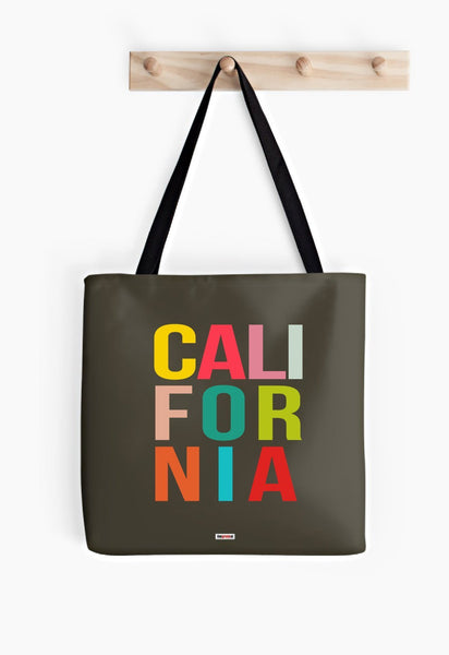 Image showing California tote bag from The Gretest