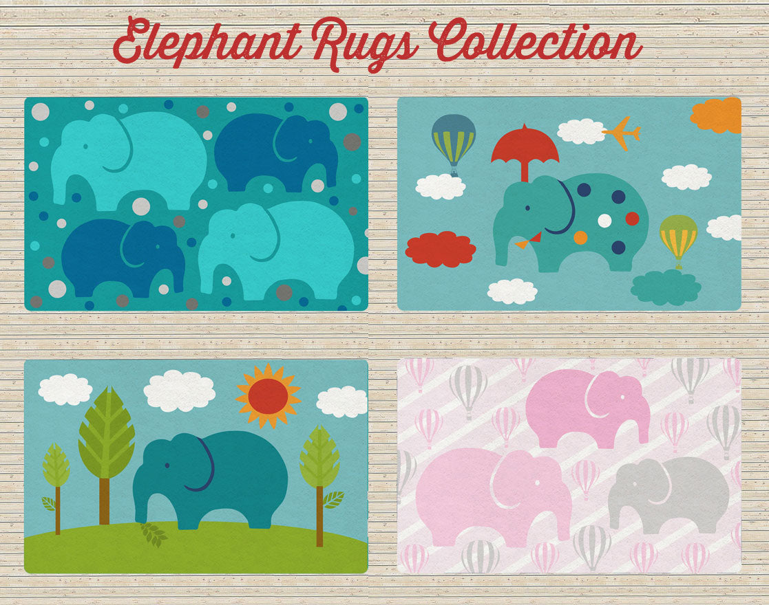 Elephant Rug Collection