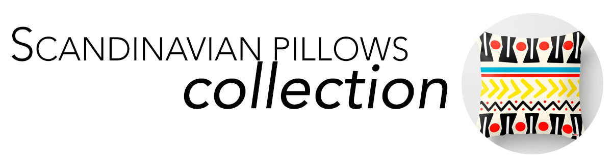 Scandinavian Pillows Collection