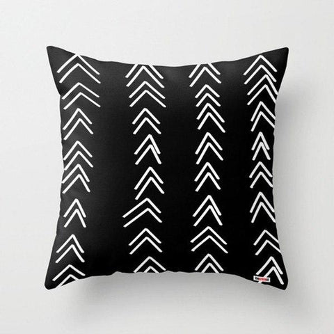 high contrast pillow for nursery