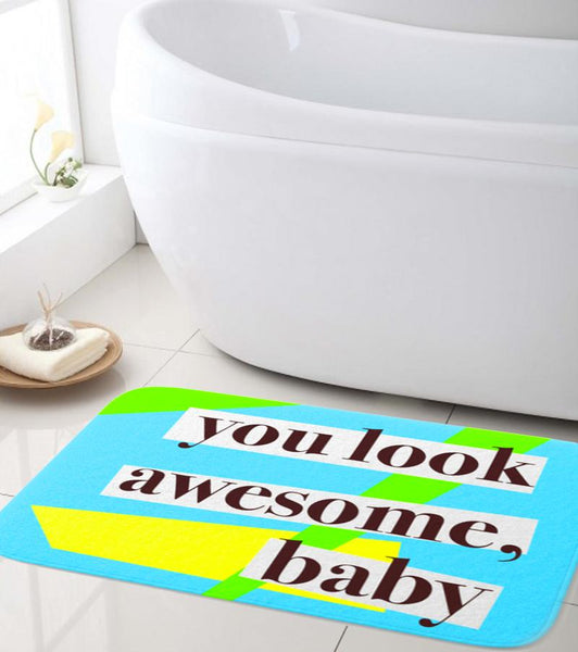 novelty bathmat bathroom accessories