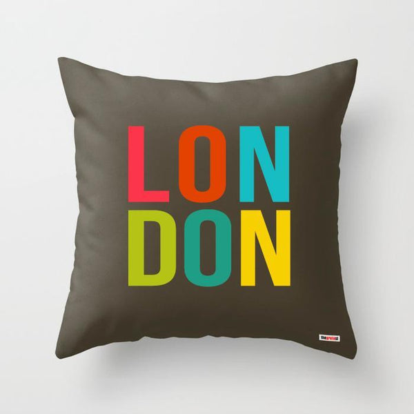 image showing London pillow from The Gretest