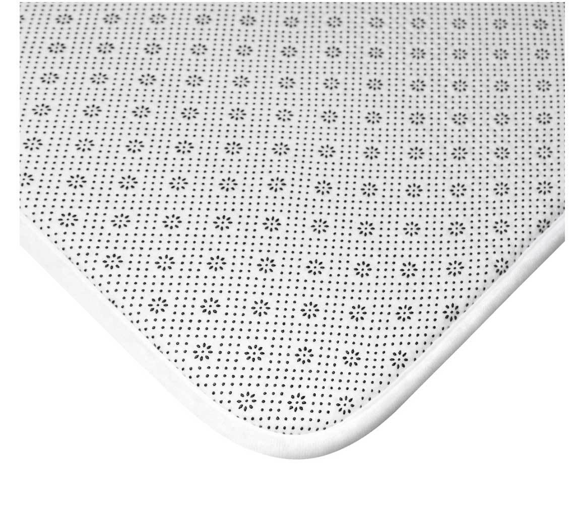 Hippo Bath mat  - Available in 3 colors