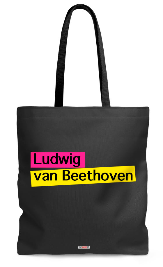 Beethoven Tote bag - Gifts for music lovers