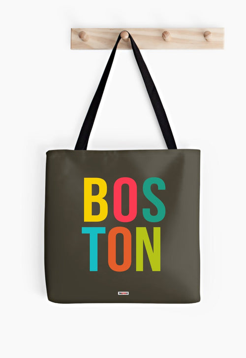 Boston Tote bag - Boston bag