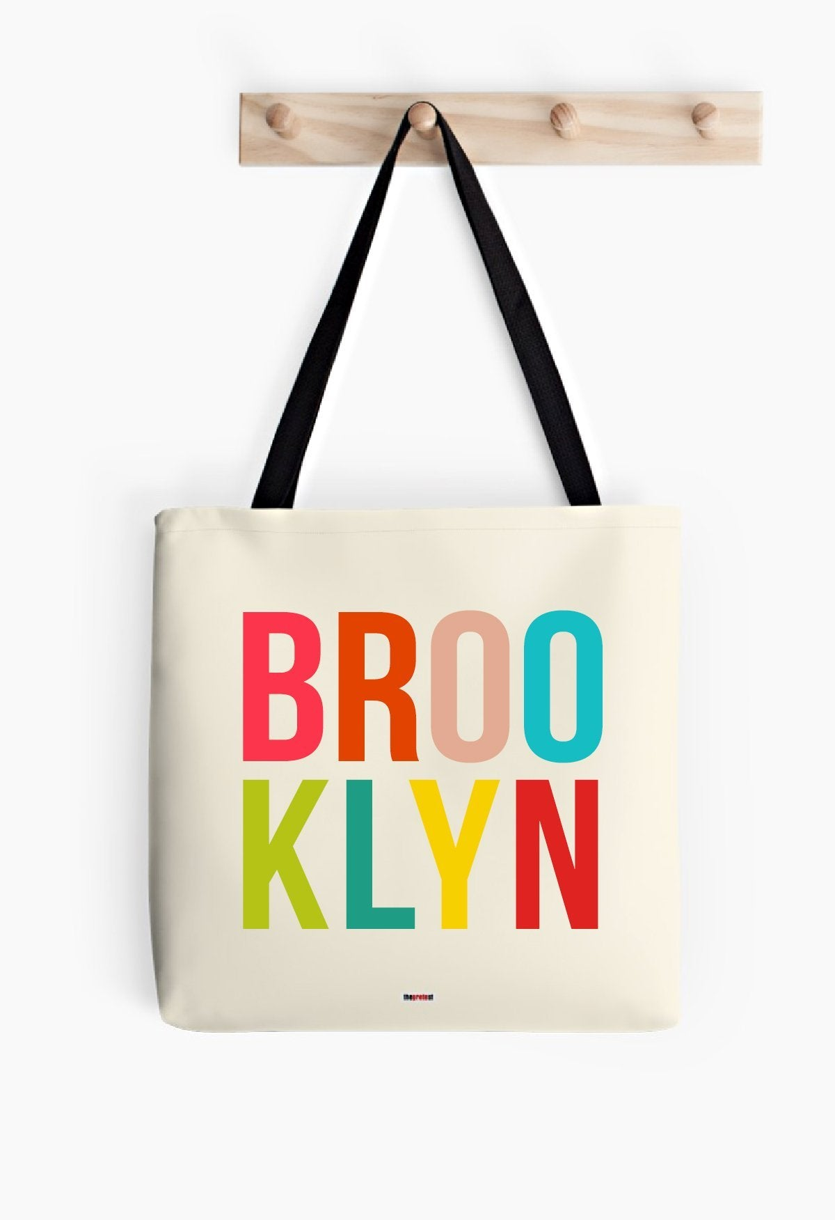 Brooklyn Tote bag - Brooklyn bag-TheGretest