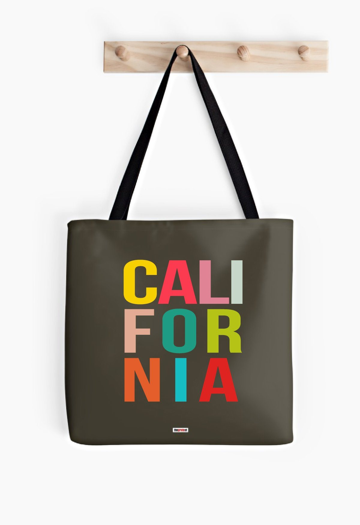California Tote bag - California bag-TheGretest
